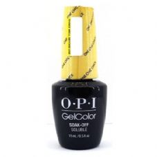 UV / LED Gellack / Gelcolor OPI 15ml - ONE CHIC CHICK ~ Soft Shades Pastels 2016
